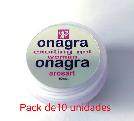 Onagra gel excitante mini